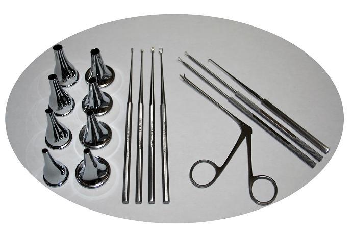 Cerumen Instrument Package